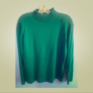 JH Collectable Green Sweater